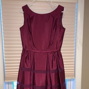 Taylor Fit & Flare Dress Size 8